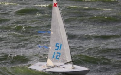 Medway RC Laser Club Winter Series Race Day 2