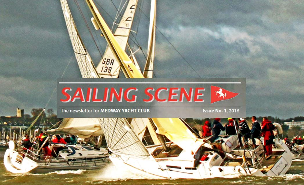 Sailing Scene sping 2016
