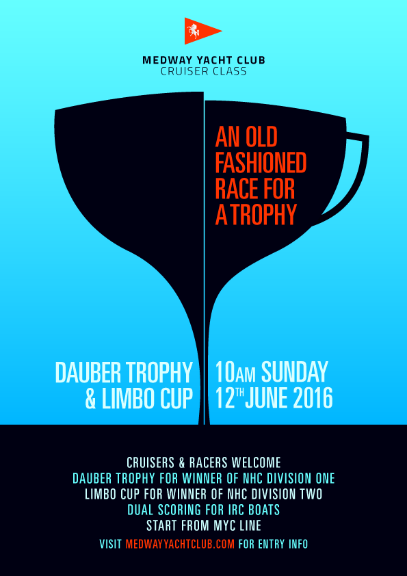Trophy race 1 flyer