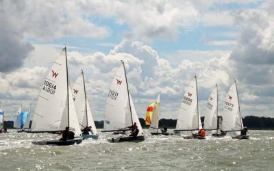 The 60th Anniversary UK Wayfarer National Championships