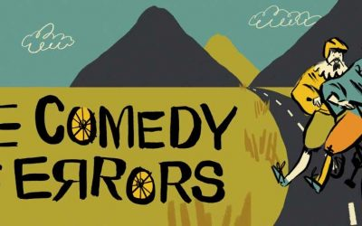 Cancelled – The Comedy of Errors – A performance by The Handlebards at MYC Sat 16th May 2020