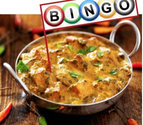 Cancelled ~ Curry and Bingo Night