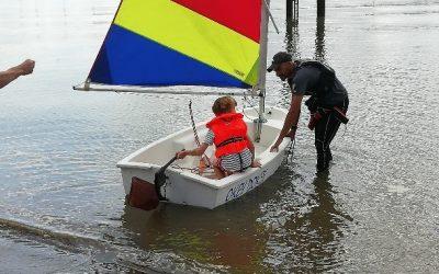 """Sailing in the Covid """"Bubble"""""""