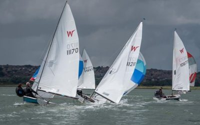 Adult Saturday Sail Training Dinghies and Keelboats